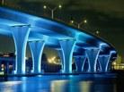 Pont blau