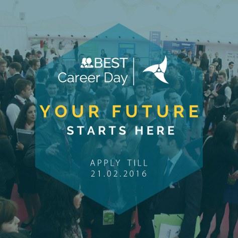 Vols fer networking amb les millors empreses d'Europa i a crear oportunitats pel teu futur?