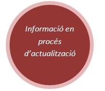 Informació en procés d'actualització