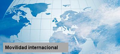 Mobilidad internacional