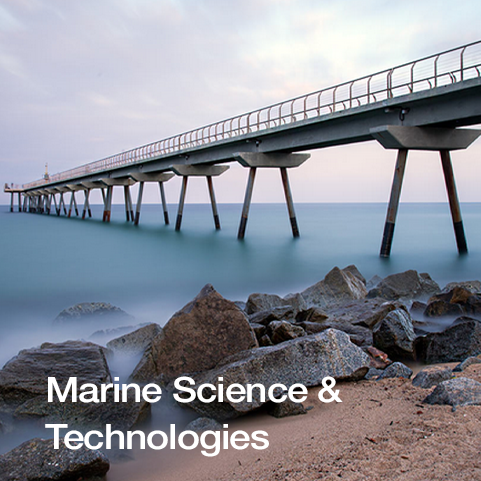 Bachelor's Degree in Marine Science & Technologies