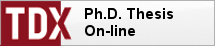 TDX-Theses and Dissertations Online