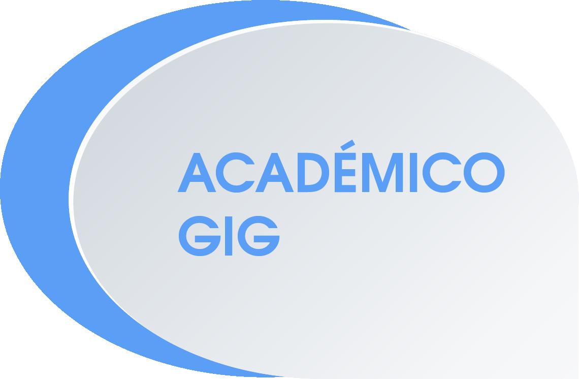 Calendario académico de GIG